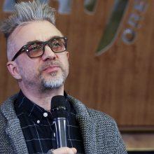 Sausio 13-ąją A. Mamontovas kviečia padėti Ukrainos žmonėms