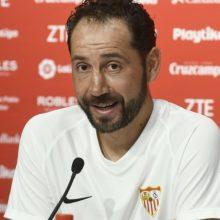 """""""Sevilla"""" treneris ragina nenuvertinti """"Žalgirio"""""""