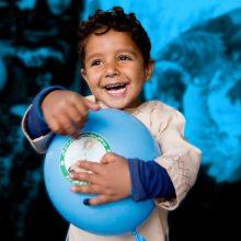 M. Bobby Brown taps visų laikų jauniausia UNICEF Gerosios valios ambasadore