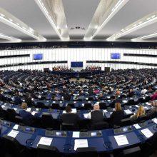 Lytinio priekabiavimo aukos Europos Parlamente įkūrė savo tinklaraštį