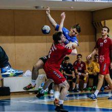 """EHF taurė: """"Dragūnas"""" sužaidė lygiosiomis su Kroatijos klubu"""