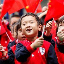 Kinijos gyventojų skaičius išaugo iki 1,39 milijardo žmonių