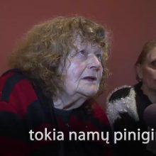 Slaugos ligoninėje buvo kankinami senukai