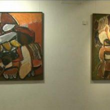 Vilniuje atidaryta paroda dailininkui L. Surgailiui atminti
