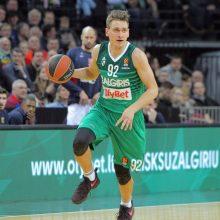 Du geriausi Eurolygos turo žaidėjai – lietuviai