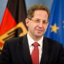 Vokietijos vidaus žvalgybos agentūros vadovas H. G. Maassenas neteko šio posto