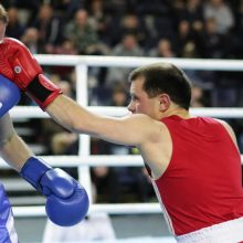 Europos čempiono turnyre – Lietuvos boksininkų dominavimas