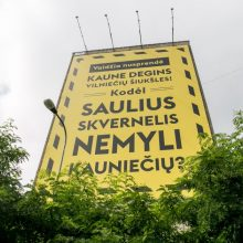 Kauno savivaldybė skundžia konservatorių reklamą: tai – visuomenės kiršinimas