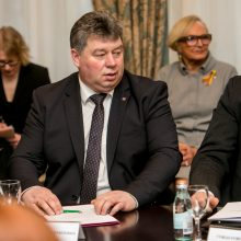 Vyriausybės posėdyje Kaune pristatytas Nepriklausomybės akto šriftas