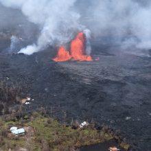 Skaitytojai dalijasi: pamatykite, kaip atrodo Havajus ištikusi stichinė nelaimė