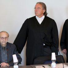 Prieš teismą stojo Aušvico koncentracijos stovyklos medikas