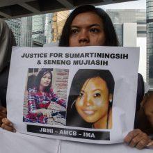 Už šiurpų moterų nužudymą britų bankininkas kalės iki gyvos galvos