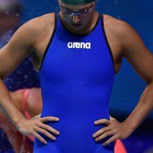 Pasaulio čempionate R. Meilutytė – ketvirta ir be rekordo