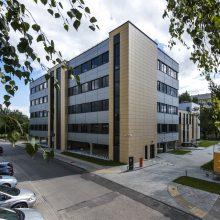 Į naująjį medicinos centrą Santariškėse investuota 3 mln. eurų