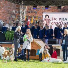 Gyvūnų dienos šventėje – unikalaus R. Anusausko filmo premjera