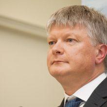 Ministras: miškų pertvarka bus įgyvendinta tik tariantis su miškininkais