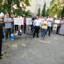 Lietuvos žydų bendruomenę skaldo konfliktas