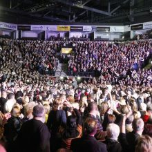 Mažeikiuose iškils 13 mln. eurų vertės sporto arena