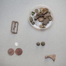 Kaune darbo padaugėjo ir archeologams: atkastas net lobis