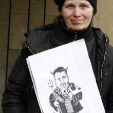 Klaipėdos seniūnaičiai reikalauja pinigų