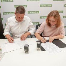 """""""Kauno diena"""" – kultūros sostinės partneris"""
