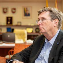 Pasaulinio garso JAV inovatorius apie Kauną: čia reikalai klostosi sėkmingai