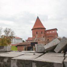 Prie Kauno pilies – dar vienas amfiteatras