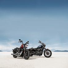"""Naujieji """"Harley-Davidson"""" modeliai: nostalgijos ir galios jungtis"""
