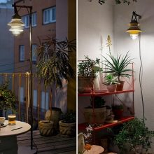 """Marset santorini"" šviestuvas. Salonas ""Barselona living"""