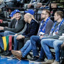 K. Maksvytis: K. Maksvytis žaidžia su likučiais ir yra blogas treneris