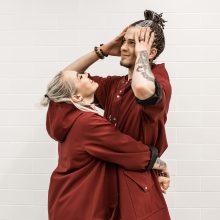 Neseniai susituokę šokėjai Violeta DaQueen ir Auggy: nurimsi – iškrisi iš žaidimo