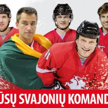 """Pasaulio čempionate """"Žalgirio"""" arenoje ledo ritulininkai pristatys svajonių komandą"""