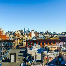 Kas buvo Niujorke per F. Sinatros gimtadienį ir kaip Taimso aikštė siejasi su Londonu