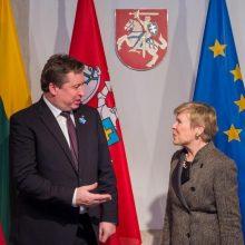 KAM: pirmieji Vokietijos kariai į Lietuvą turėtų atvykti sausio pabaigoje