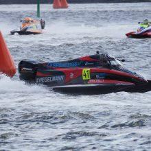 F2 pilotas E. Riabko pasaulio čempionate išlieka antras