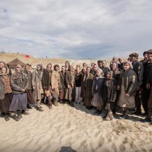 """""""Tarp pilkų debesų"""" filmavimai baigti: patirtys, kurių pamiršti neįmanoma"""