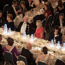 Stokholme įteiktos Nobelio premijos