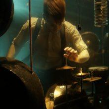 "Projektas ""Aquasonic"": muzika, nerianti į gelmes"