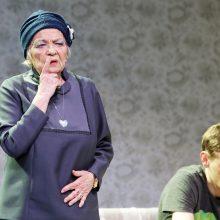 Mirė Klaipėdos dramos teatro aktorė E. Gaigalaitė