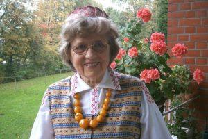 Vokietijoje praleido beveik 70 metų – lietuviškai kalba be akcento