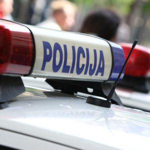 Vilniuje susidūrus automobiliui ir motociklui, žuvo pastarojo vairuotojas