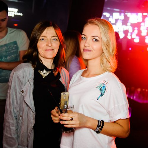 Kauno vasaros terasa surengė nepamirštamą vakarėlį  © I. Jonelytės nuotr.
