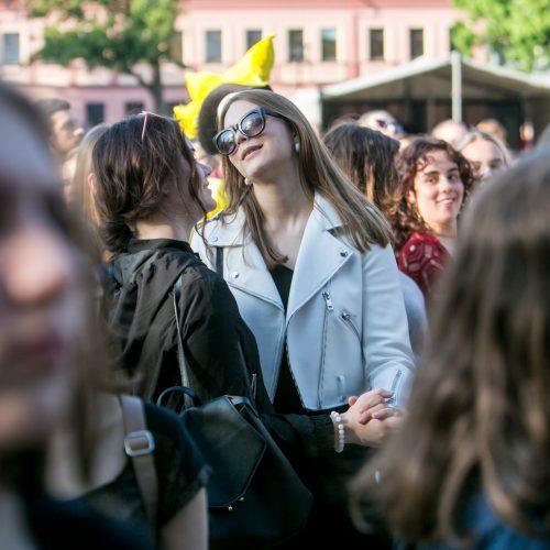 """""""Pavasario festivalis"""" kauniečiams dovanojo puikias akimirkas  © Vilmanto Raupelio nuotr."""