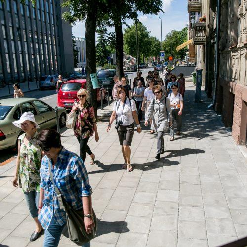 V. Putvinskio gatvės diena  © Vilmanto Raupelio nuotr.