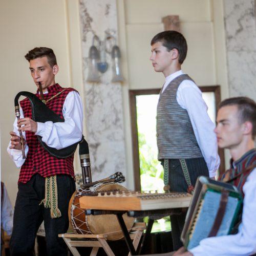 """""""Atataria Lamzdžiai"""" festivalio atidarymo koncertas  © Vilmanto Raupelio nuotr."""