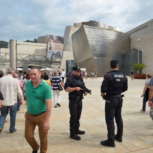 Teroristų išpuoliai Ispanijoje  © Scanpix nuotr.