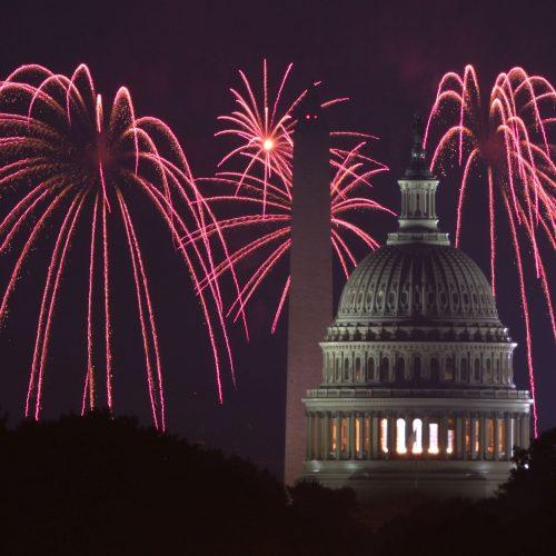 Nepriklausomybės diena Amerikoje  © Scanpix nuotr.