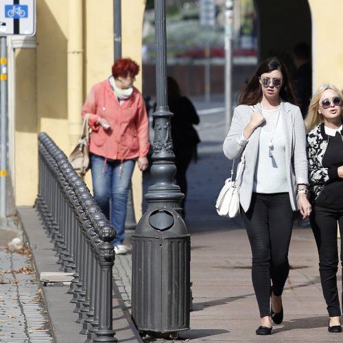 Rugsėjo 12-oji – Klaipėdos diena  © Vytauto Petriko nuotr.