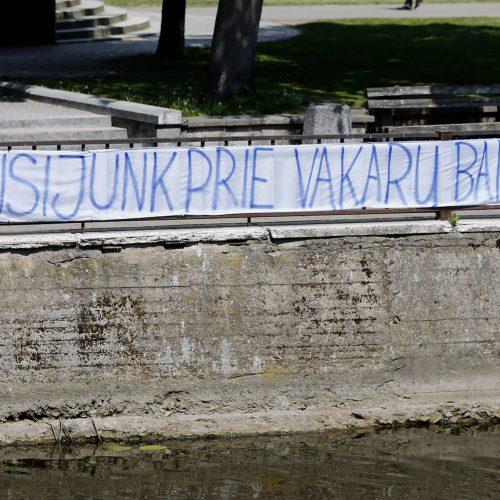 Gegužės 17-oji – Klaipėdos diena  © Vytauto Petriko nuotr.