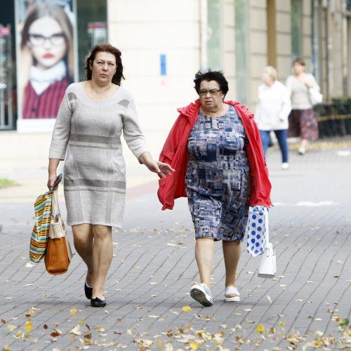 Rugsėjo 18-oji Klaipėdos diena  © Vytauto Liaudanskio nuotr.